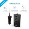 Picture of Anker PowerDrive , 5  Ports Car Charger - Black