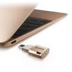 Picture of ADATA UC350 16GB USB 3.1 Type-C OTG Flash Drive - Gold
