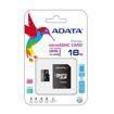 صورة اداتا ، بطاقة ذاكرة مايكرو  SDHC/SDXC UHS-I U1 بسعة 16GB الفئة 10 مع محول