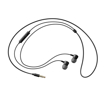 Picture of Samsung Wired Headset High Definition Ear Buds With Mic HS1303 -  Black