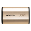Picture of ADATA SE730H 256 GB Type-C External SSD Dust and Waterproof Durable - Gold