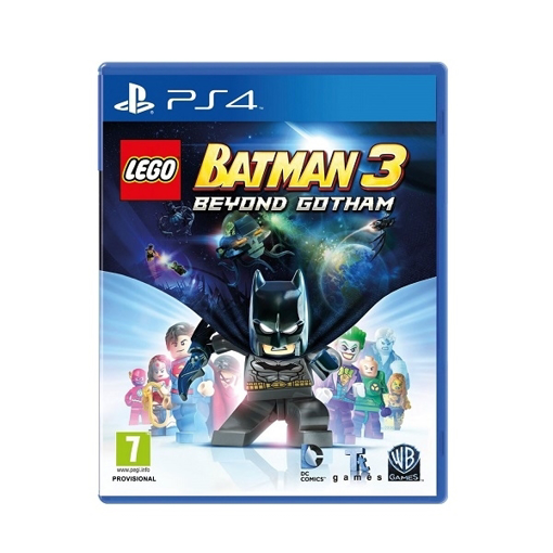 Picture of LEGO Batman 3: Beyond Gotham - PlayStation 4 Game