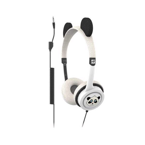 Picture of IFROGZ , Little Rockerz Costume - With Buddy Jack and Coiled Cable - Panda