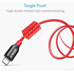 Picture of Anker Powerline+ USB-C to USB-C 2.0 3ft  UN With Pouch - Red