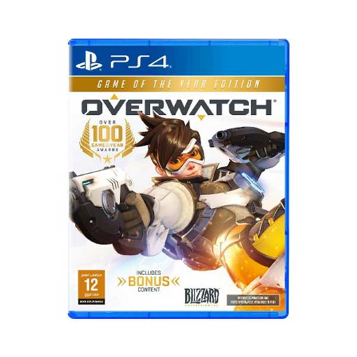 Picture of Overwatch Game of the Year Edition - PlayStation 4 Game