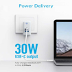 Picture of Anker PowerPort II with Power Delivery - White