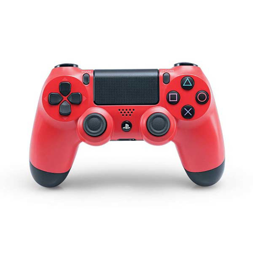 Picture of Play station 4 dualshock Red