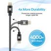 Picture of Promate Premium Metallic Apple MFi Lightning Cable 1.2m - Black