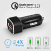 Picture of Promate Power Bundle with QC3.0 Wall Charger & Car Charger & USB-C Cable - Black
