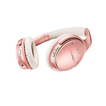 Picture of Bose Quietcomfort 35 II Wireless Headphones - Rose Gold