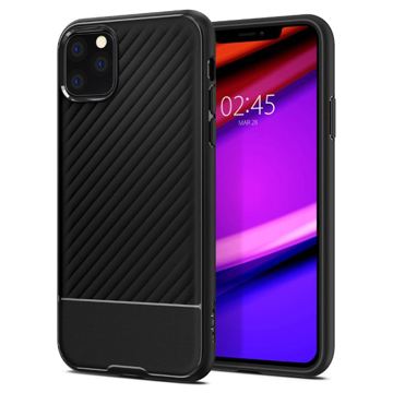 Picture of Spigen Core Armor Case for Apple iPhone 11 Pro - Matte Black
