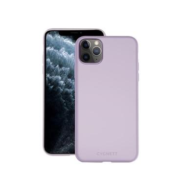 الصورة: سيجنت غطاء حماية سيليكون لاجهزة ابل  iPhone 11 Pro -  بنفسجي فاتح