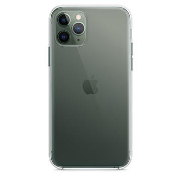 الصورة: ابل غطاء حماية خلفي لاجهزة ابل iPhone 11 Pro - شفاف