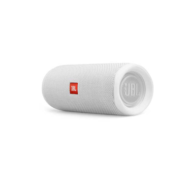 Picture of JBL Flip 5 Waterproof Portable Bluetooth Speaker - White
