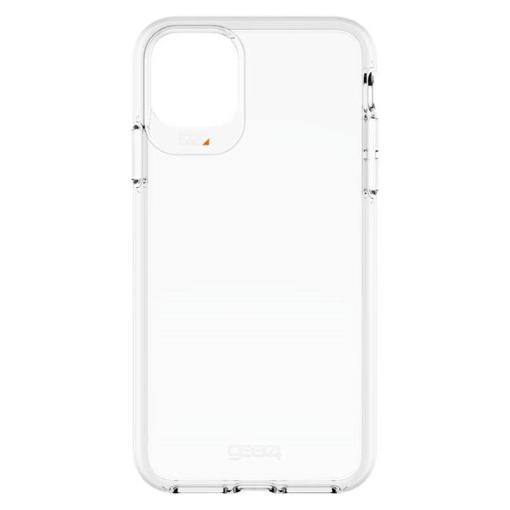 صورة قيرفور غطاء حماية خلفي مقاوم للصدمات لاجهزة ابل iPhone 11 Pro Max - شفاف