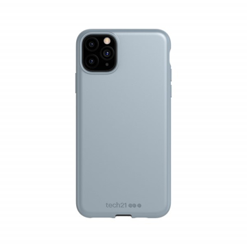 الصورة: تيك 21 ستديو كولر غطاء حماية خلفي لاجهزة ابل iPhone 11 Pro Max - رمادي