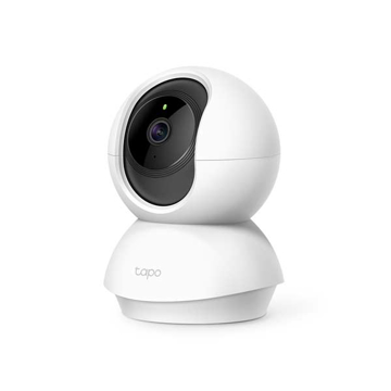 Picture of TP-link Pan/Tilt Home Security WiFi Camera Day/Night view
