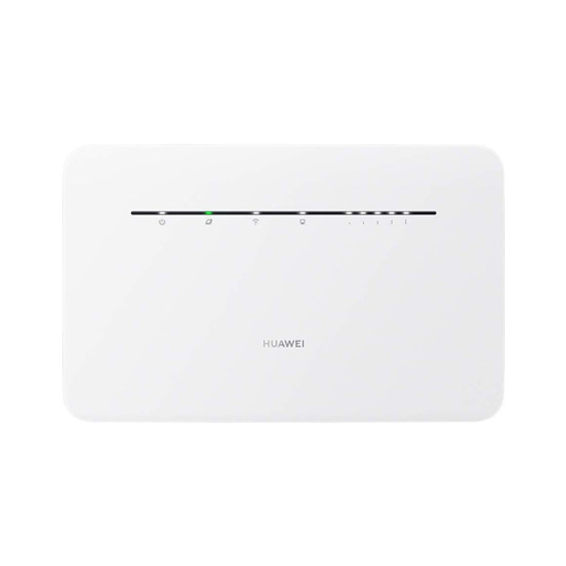 Picture of Huawei B535 4G Home Router Prime 3 Pro LTE CAT7 300 Mbps Dual-Band Wi-Fi  - White