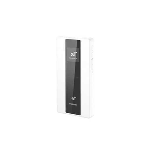 Picture of Huawei 5G Mobile WiFi Balong 5000 Chipset, 4,000 mAh Battery, 18W SuperCharge - White