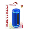 Picture of Promate 30W TWS Speaker with LED Light Show Blue - BLUE