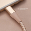 Picture of Anker PowerLine+ II Lightning Cable 3ft - Gold