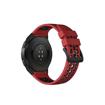 صورة هواوي ساعة جي تي 2 إي، 46 ملم، ستانلس ستيل - أحمر