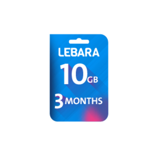 Picture of Lebara Data 10 GB for 3Month