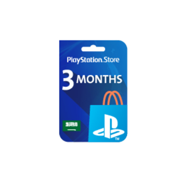 Picture of PlayStation Network - 3 Months (Saudi Store)
