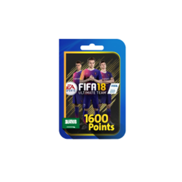 Picture of FIFA 18 Ultimate Team 1600 Points (Saudi Store)