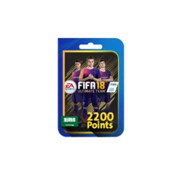 Picture of FIFA 18 Ultimate Team 2200 Points (Saudi Store)
