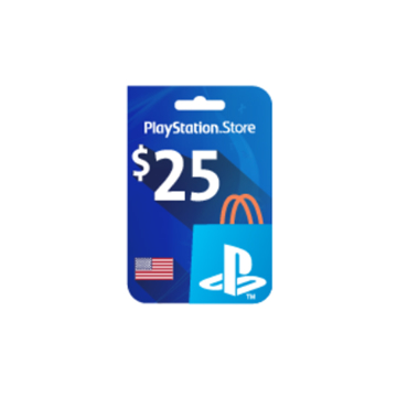 Picture of PlayStation Network - $25 PSN Card (United States Store)