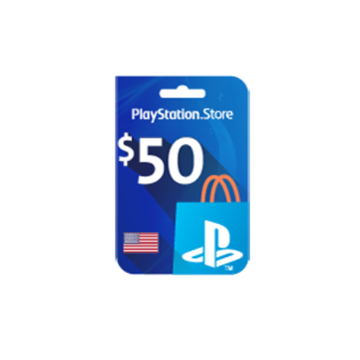 Picture of PlayStation Network - $50 PSN Card (United States Store)