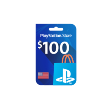 Picture of PlayStation Network - $100 PSN Card (United States Store)