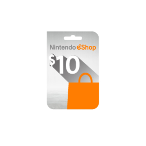 Picture of Nintendo eShop $10 Card