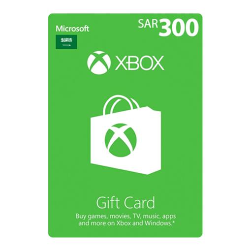 Picture of Microsoft Xbox Live - SAR 300 (Saudi Store)