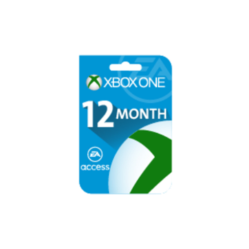 صورة بطاقة إكس بوكس ون EA - إشتراك 12 شهر