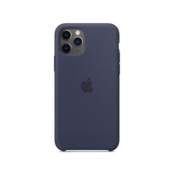 Picture of Apple iPhone 11 Pro Silicone Case - Mn Blue