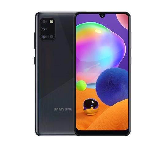 "Picture of Samsung Galaxy A31 Dual Sim LTE, 6.4"" 128 GB - Black"