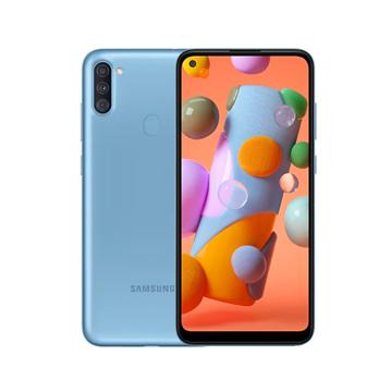 "Picture of Samsung Galaxy A11  Dual Sim LTE, 6.4"" 32 GB - Blue"