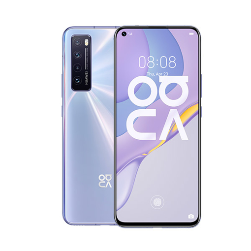Picture of Huawei Nova 7 5G 256GB, 8GB Ram - Space Silver