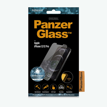 "Picture of Panzer Glass For iPhone 12/12 Pro- 6.1"" 2020 Standard Fit"