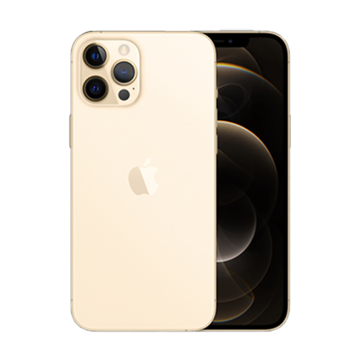 Picture of Apple iPhone 12 Pro Max, 128 GB - Gold
