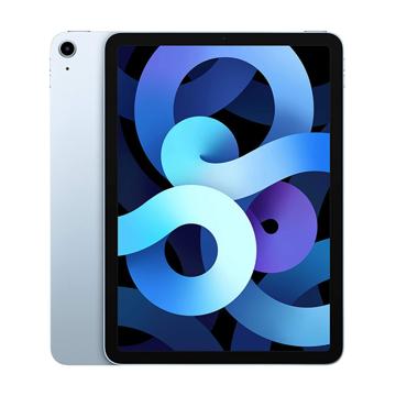 الصورة: ابل ايباد اير الجيل الرابع  10.9 بوصة واي فاي + شريحة 64 جيجا - أزرق سماوي
