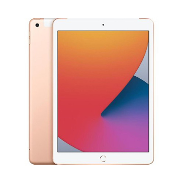 """Picture of Apple ipad 10.2"""", 8th 4G, 128 GB - Gold"""