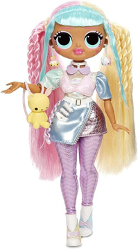 الصورة: L.O.L. Surprise OMG Candylicious Fashionable Doll Core