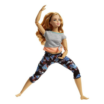 Picture of Barbie Made to Move Doll 4