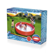 Picture of Bestway Splash and Play 3-Rings Pool 183X33CM - Red
