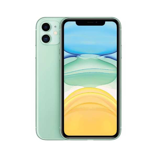 Picture of Apple iPhone 11 64GB - Green