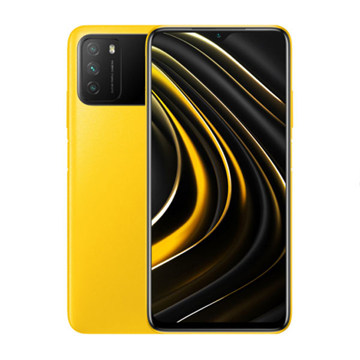 Picture of Xiaomi POCO M3, 4G, 128 GB , Ram 4 GB - Yellow