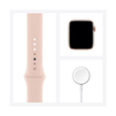 Picture of Apple Watch Series 6 40 GPS + Cellular, Gold Aluminum Case/Pink Sand Sport Band